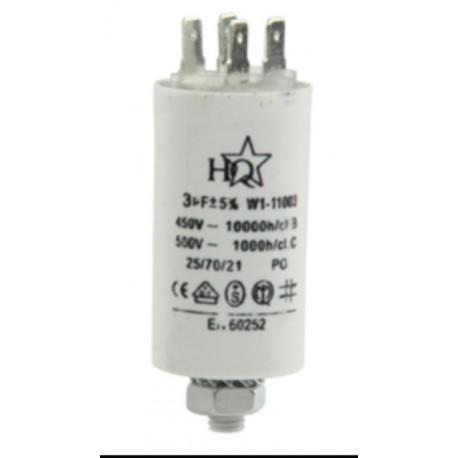 Condensandor permanentes 70 uF 450 v