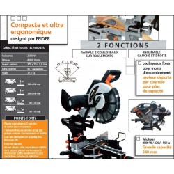 INGLETADORA TELESCOPICA F305MAX