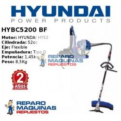 DESBROZADORA HYUNDAY HYWT5080