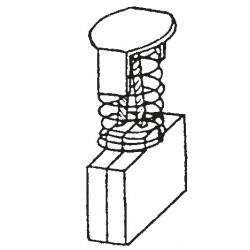 ESCOBILLAS BOSH   (3.17+3.17)x14,28x17