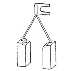 ESCOBILLAS BOSH 6,3x8x22(2 unidades)