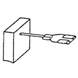 ESCOBILLAS CASALS   5x10x14,5