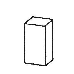 ESCOBILLAS STAYER 6x6x12,5