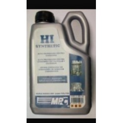 aceite compresor piston sintetico 1 litro